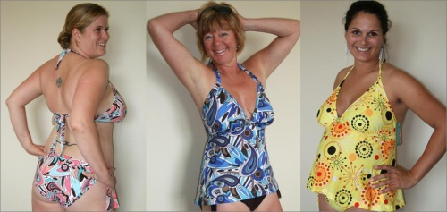 Sonsie Swimwear - for women with a larger bust